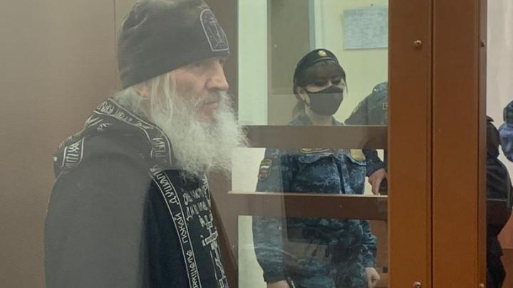 Экс-схиигумена Сергия оставили под стражей до конца весны