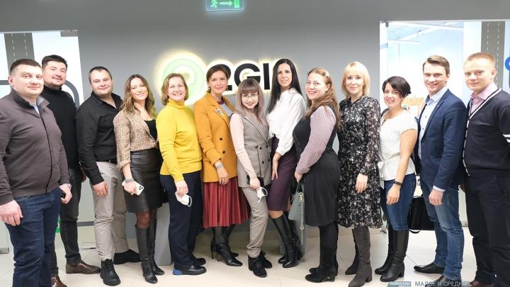 Победителей региональной премии «Предприниматель ГОроДА» пригласили в штаб-квартиру 2ГИС