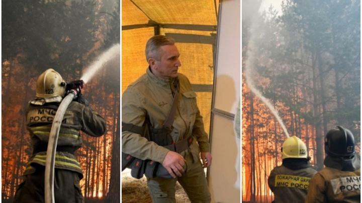 Недооценка ситуации или умысел: как тюменские власти реагировали на лесные пожары в регионе