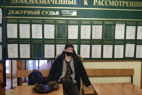 Сотрудники штаба акцентируют внимание на том, что Даниил Чебыкин во время митинга кричал в мегафон не только политические лозунги, но и призывал участников шествия не идти на конфронтацию с силовиками