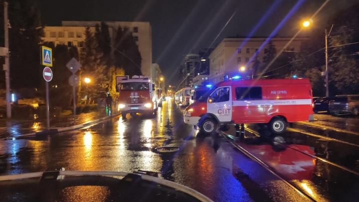 Есть погибшие: в Самаре произошел пожар на улице Галактионовской
