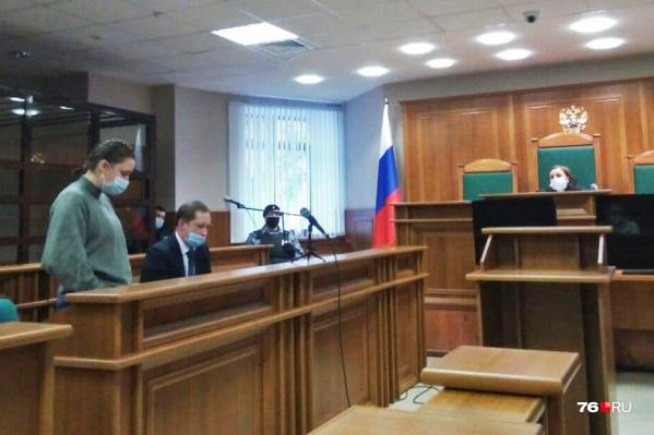 Елену Лекиашвили привезли из спецприемника на заседание суда