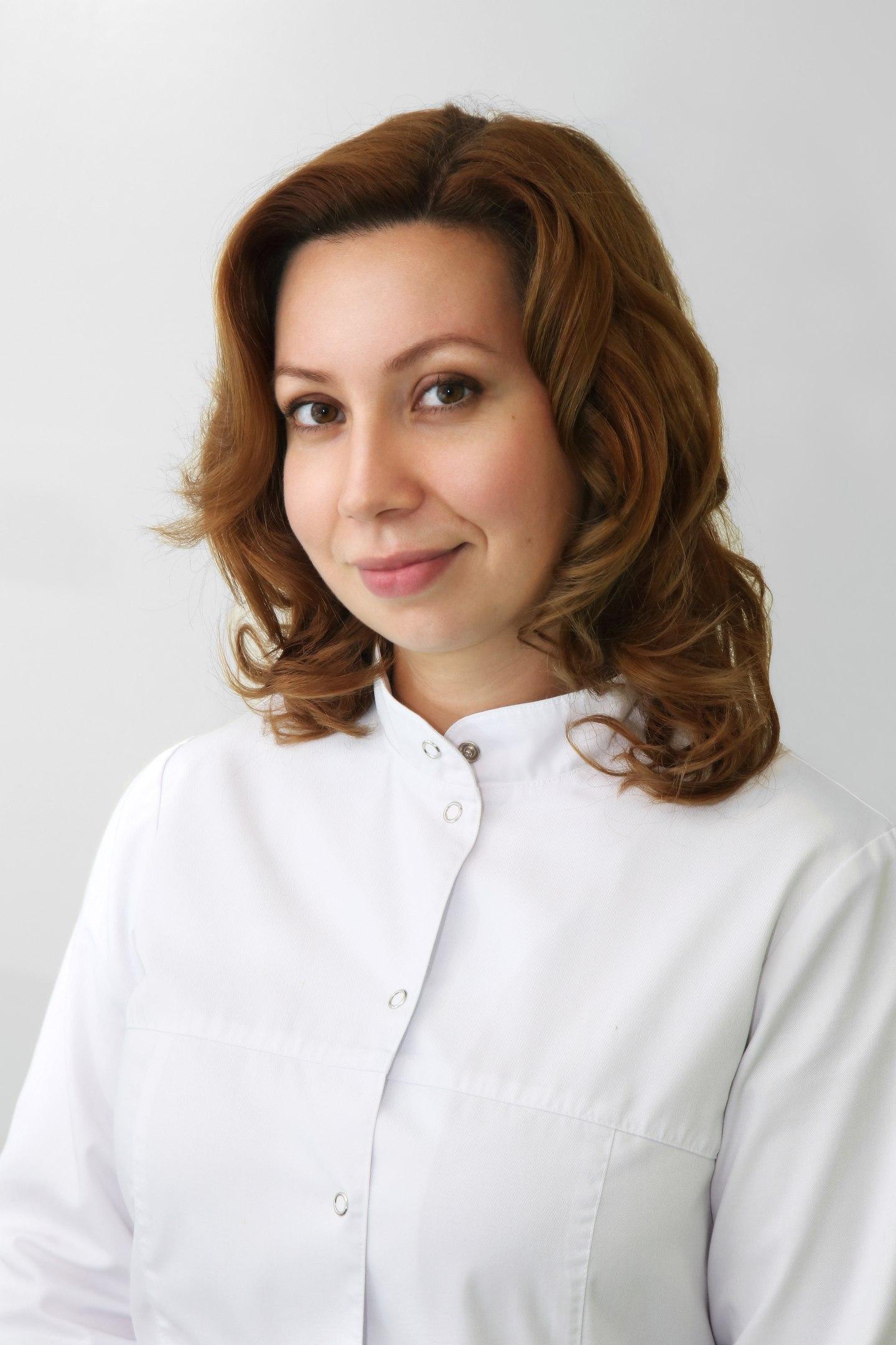Колоскова Дарья Петровна
