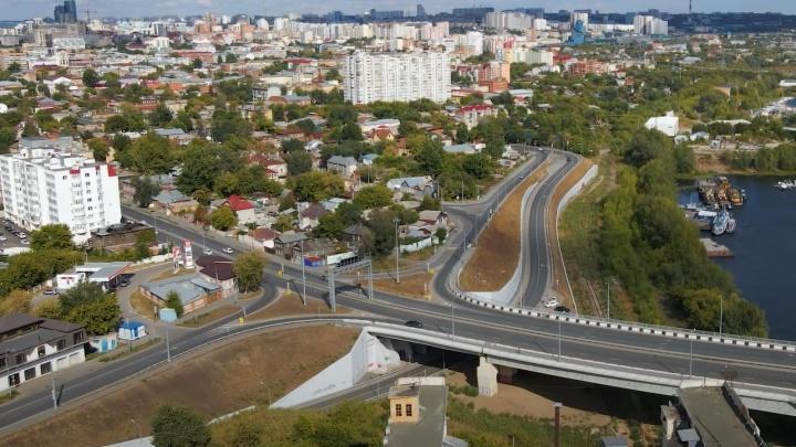 В Самаре собираются построить 5 многоуровневых развязок: адреса