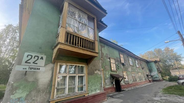 В Северодвинске срочно расселят два аварийных дома. Куда отправят жильцов