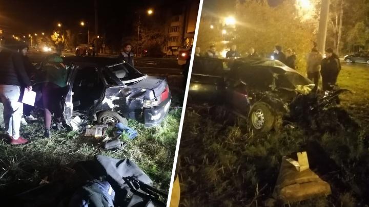 Бросил пассажирку умирать: в МВД рассказали детали ДТП с «десяткой» на улице XXII Партсъезда