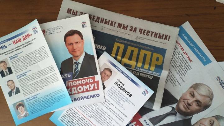Выборы и деньги. Сколько тратили на свои кампании кандидаты в Прикамье и откуда они брали сотни тысяч
