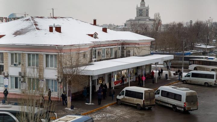 В Волгоградской области остановлены все автобусные перевозки