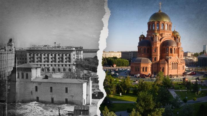 «Объединяя верующих и атеистов»: рассказываем историю создания Александровского сквера