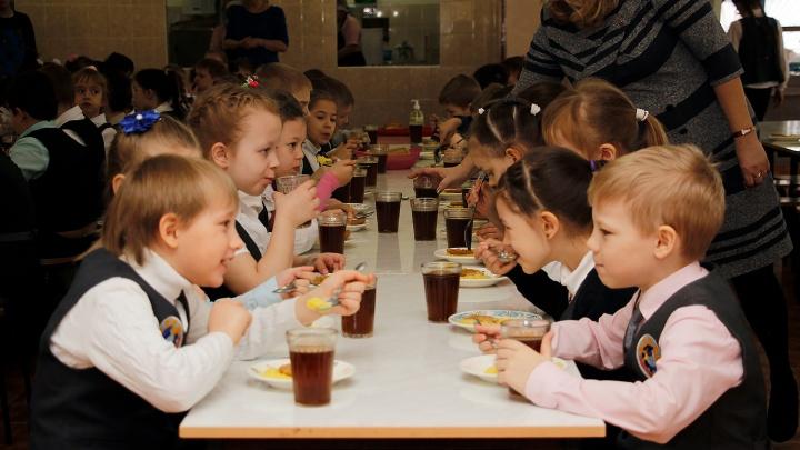 Бесплатное питание в омских школах подорожает с 1апреля