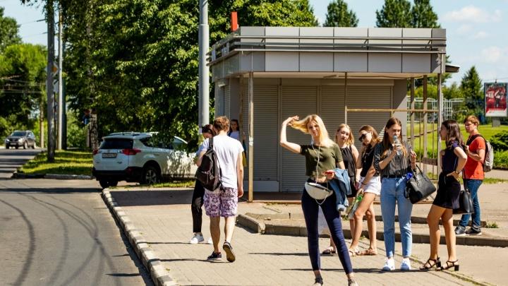 В Ярославле нашли перевозчика на маршрут, по которому никто не хотел ездить. Он идет через окружную