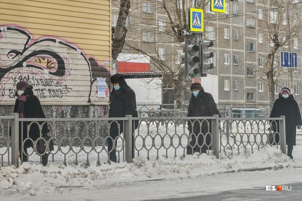 Эта холодная зима аукнулась уже в марте, когда уральцы получили коммунальные платежки