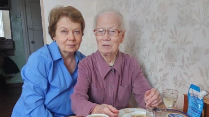 На Химмаше потерялась бабушка, у которой проблемы с памятью