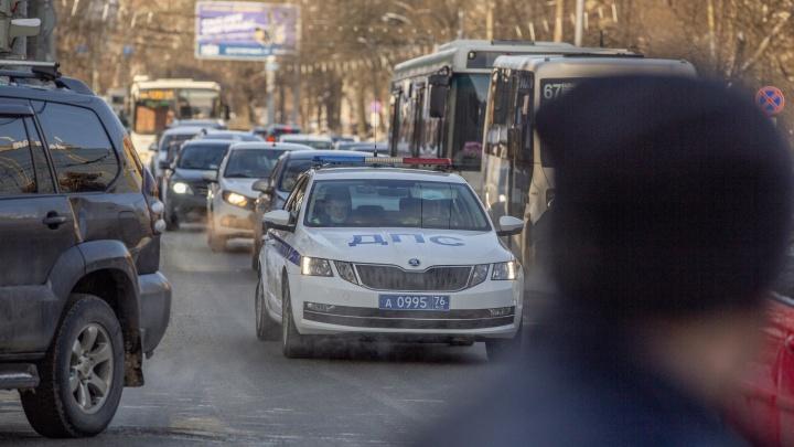 В Ярославской области подросток набросился на полицейского