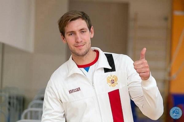 Александр Вязовкин проплыл за 6 минут 44,56 секунды и вышел в финал!
