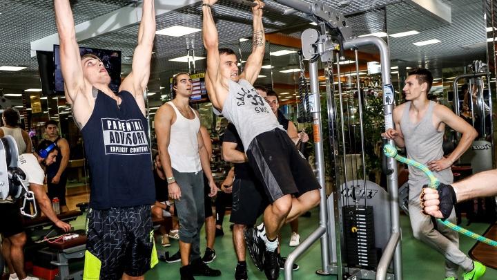 Фитнес-клубы в Нижнем Новгороде будут работать в нерабочие дни, установленные Путиным