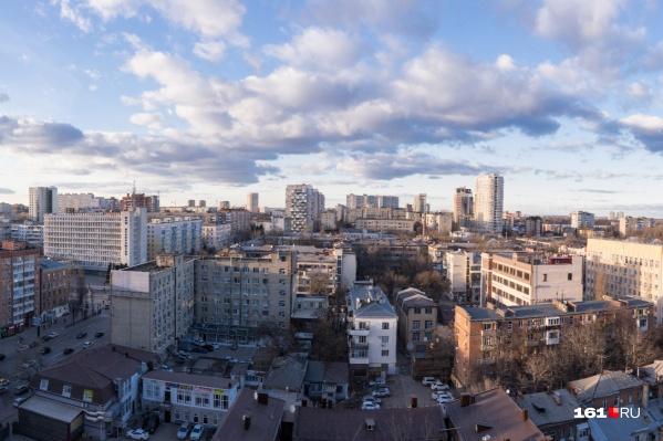 Посмотрите на город с высоты спутникового полета вместе с нами