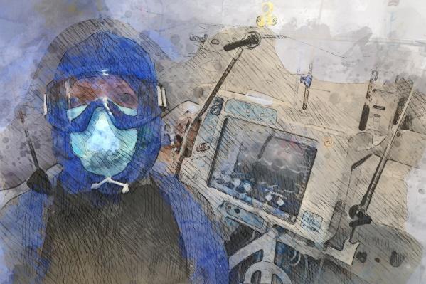 Врачей не хватает, больных становится больше и больше, говорит медик