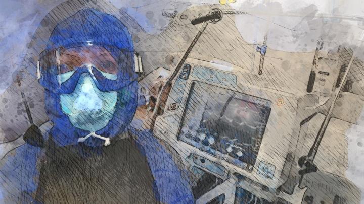 Нехватка лекарств и костюмов: тюменский врач — о третьей волне пандемии