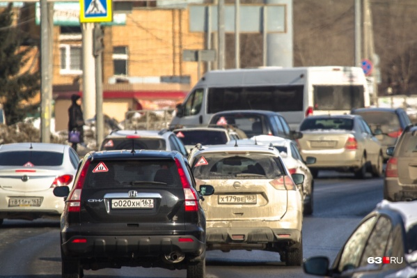 Порядок на проезжих частях Самары во многом зависит от участников дорожного движения