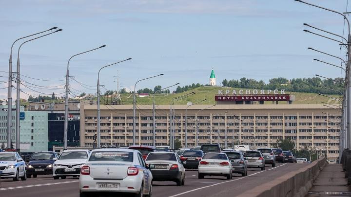 В выходные в Красноярск придет летняя жара