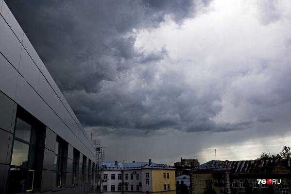 В начале мая Ярославль окажется в зоне влияния серии ненастных и относительно прохладных североатлантических циклонов