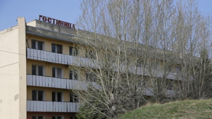 Омский ДОСААФ продал гостиницу у Ленинградского моста за 67 миллионов рублей