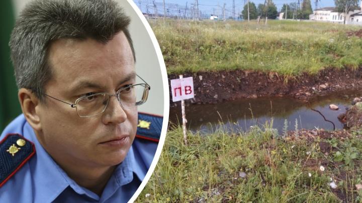 Смерть мальчика в пожарном водоеме в Челябинской области переросла в дело о халатности