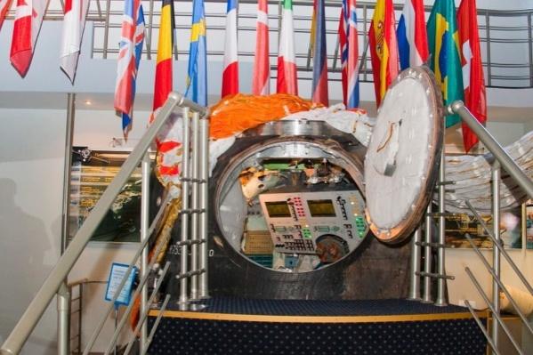 По данным сайта «Кванта», завод работал над многими отечественными и международными космическими проектами
