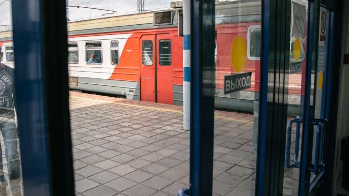 В Самарской области сократят маршрут семи электричек