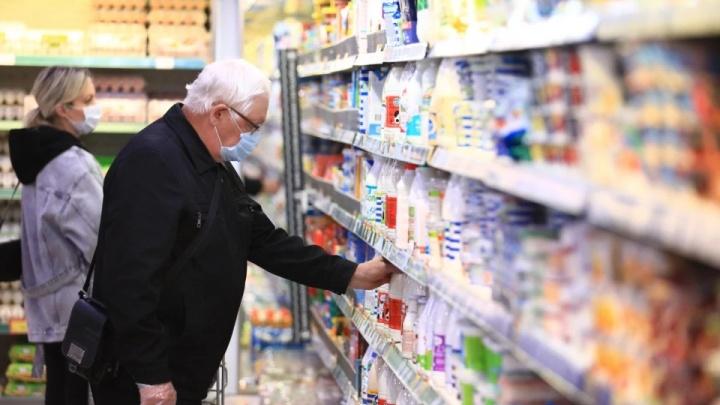 В Курганской области за год резко подорожали продукты и стройматериалы