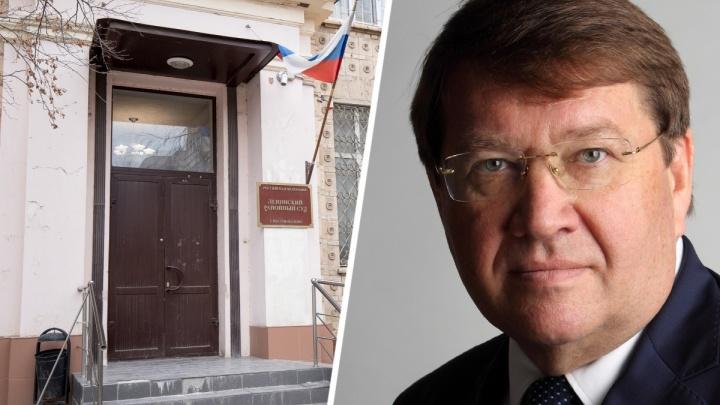 Суд отправил в СИЗО главу администрации Аксайского района
