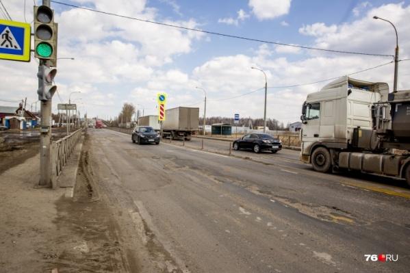 Юго-западная окружная дорога останется в ведении Ярославской области