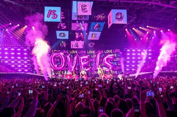 Помимо Екатеринбурга Big Love Show запланирован еще в нескольких крупных городах России