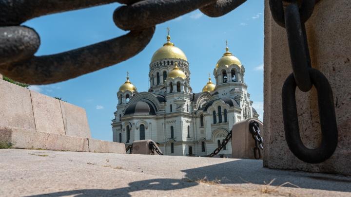 В столице донского казачества: фоторепортаж 161.RU из Новочеркасска