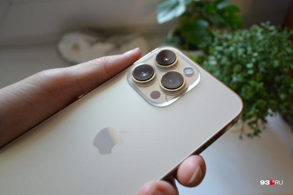 Премьера нового телефона прошла 14 сентября, а уже 24 сентября они поступили в продажу