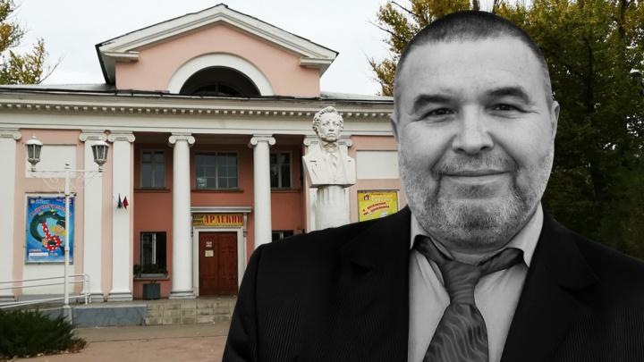 До последнего болел за театр: в Волжском скончался народный артист России Александр Елохин