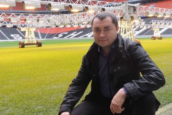 У Талгата Зайнуллина большой опыт в спортивной журналистике