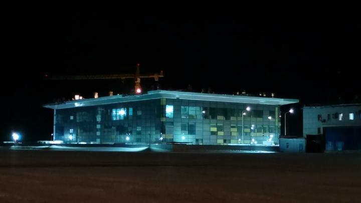 Власти рассказали про строительство нового терминала аэропорта Кемерово. Посмотрите, как он сейчас выглядит