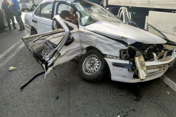 Будьте внимательны на дорогах: ДТП на трассе редко заканчиваются хорошо