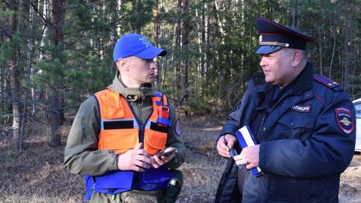 В Нижегородской области пропавшего охотоведа ищут более 300 добровольцев