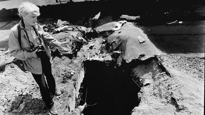 История на фото: как на нынешнее здание «Каскада» три десятка лет назад упал самолет