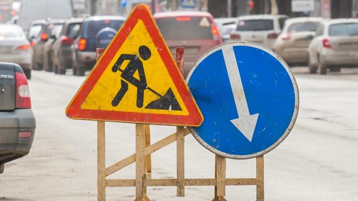 В Перми на 10 дней закроют участок улицы Лифанова. Схема объезда