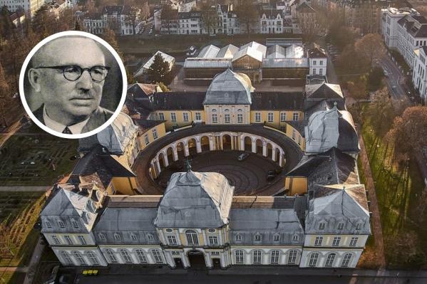 Заки Валиди преподавал в Боннском университете в Германии