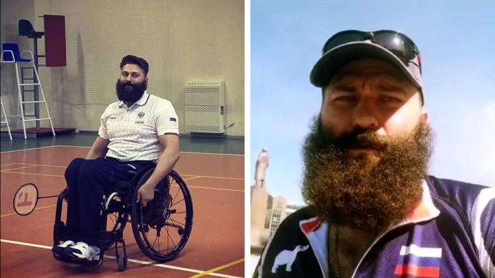«Все пытались подвезти — отказывался»: бодибилдер-инвалид из Ачинска рассказал, как добрался на коляске до Байкала