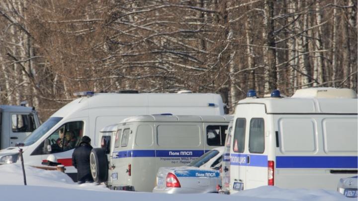 Полиция задержала пермяка, подозреваемого в нападении на женщину в микрорайоне Кислотные дачи