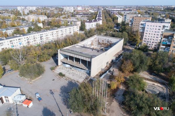 Остатки кинотеатра хотели продать за 12,4 миллиона рублей