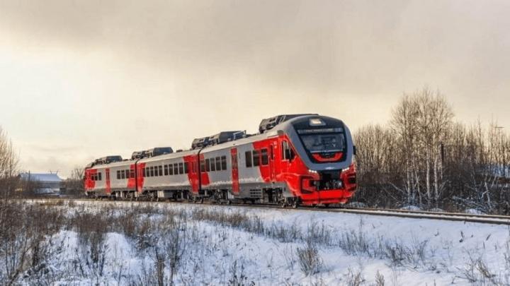 До известного горнолыжного курорта Башкирии теперь можно добраться на новом поезде