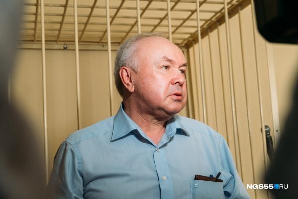 Это был уже третий суд Олега Шишова по уголовным делам