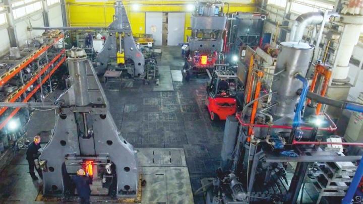На заводе «Синергия» в Прикамье погиб кузнец